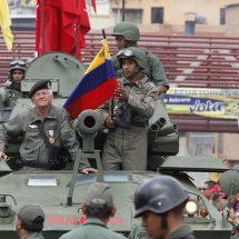 ¿ASISTIREMOS A LA INTERVENCIÓN MILITAR EN VENEZUELA?